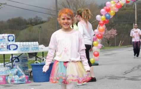 Annual Color Blast Fun Set for Saturday April 28th