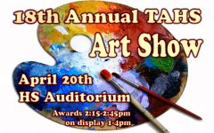 Tyrone Art Show Opens Thursday Night