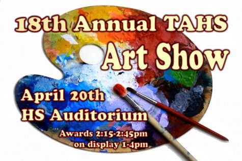 Tyrone Art Show Opens Thursday Night