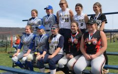 Varsity Softball Takes Third at Southern Huntingdon Tourney