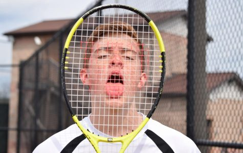 Holidaysburg handles Boy's Tennis