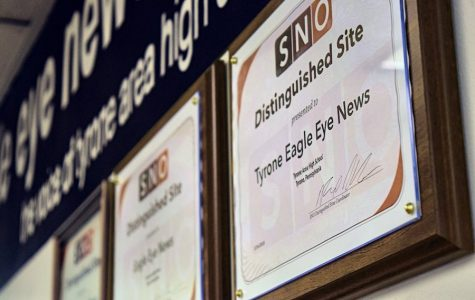 Eagle Eye Sacks 12 Awards This Year