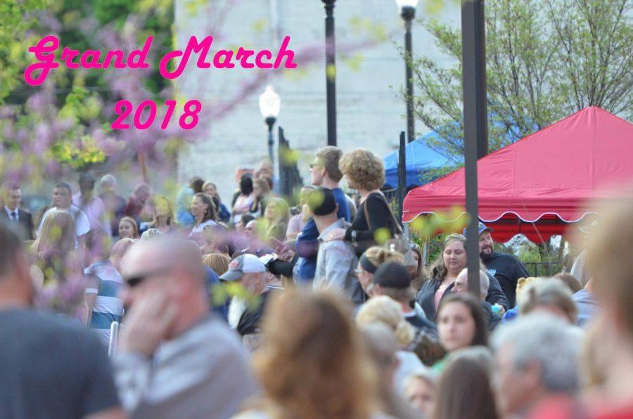 Photo Slideshow: 2018 Tyrone Prom Grand March