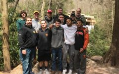 Tyrone Carpentry Students Tour Fallingwater