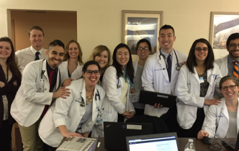 PSU Students Offer Free Medical Clinic in Tyrone