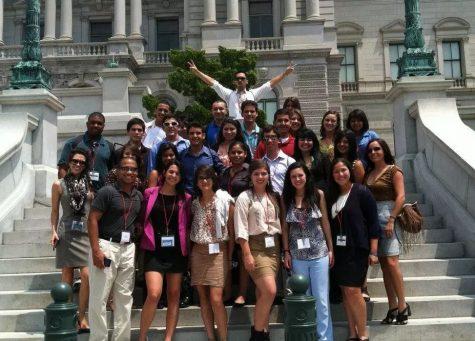 Law Camp participants