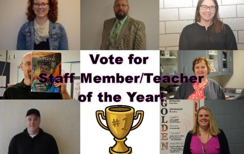 Vote for the Renaissance Teacher/Staff Member of the Year