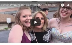 VIDEO: Tyrone Prom – Live from the Red Carpet, Volume 2