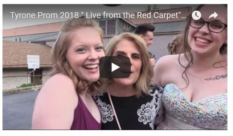 Photo Slideshow: 2018 Tyrone Prom Grand March