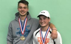 Vipond, Lemaire Make Tyrone History By Placing Third at States