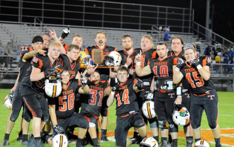 Backyard Brawl Trophy Returns to Tyrone