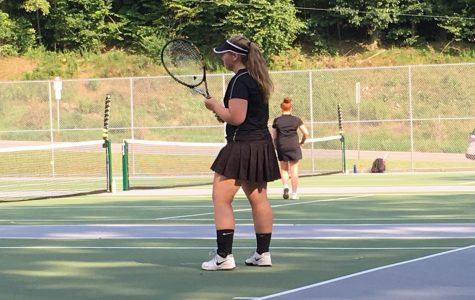 Girls Tennis Slays in Season Opener