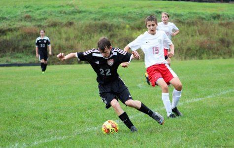 Nick Delbaggio: Boys Soccer