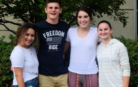 Meet the 2019 Senior Class Officers