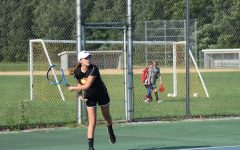 Dragons Slayed By Eagles in Tennis