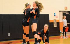 Lady Eagles Battle Back But Fall Short in First Loss of the Season