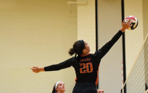 Gooding, Better, Best: Senior Kylee Gooding Makes Her Mark on the Volleyball Team