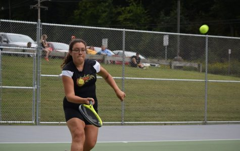 Undefeated Lady Eagles Crush Shanksville