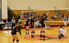 Lady Eagles Get Rammed By Penns Valley