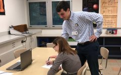 New Staff Profile: Mr. Kalb Provides Math Help for Students