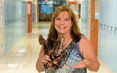 'Be Golden' Staff Award Winner: Teresa Myers