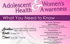 Tyrone Hospital and TASD to Sponsor Women's Health Awareness Night