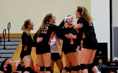 Lady Eagles Spike Bellefonte Red Raiders In Four Sets