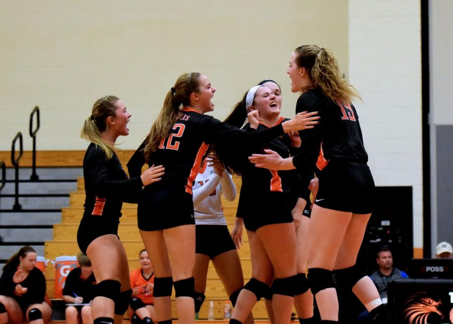 Lady+Eagles+Spike+Bellefonte+Red+Raiders+In+Four+Sets