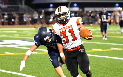 Video Highlights: Tyrone 32, Philipsburg 14