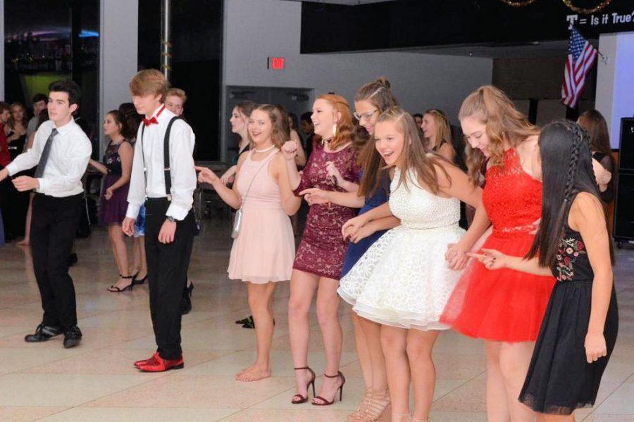 Friends Don't Let Friends Line Dance