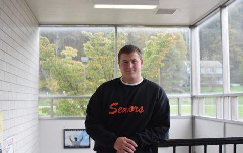 Senior of the Week: Isaac Jackson
