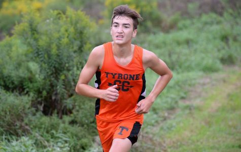 Running Through the Raindrops: XC Mid-Season Update