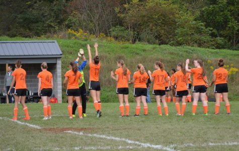 D'Angelo 11 Goals Propels Girls Soccer to Victory