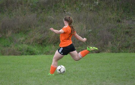 Madison Soellner: Girls Soccer