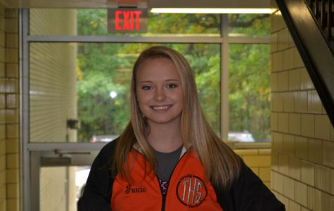 Freshman Spotlight: Gracie Ball
