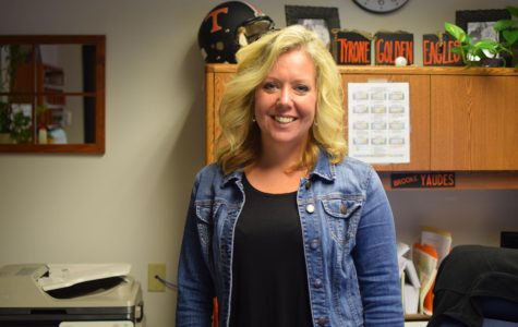 October Renaissance Teacher/Staff of the Month: Brooke Yaudes