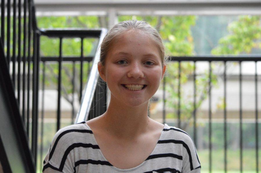 Freshman Spotlight: Maci Brodzina