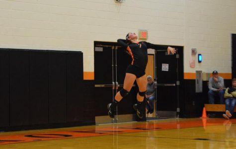 Brianna Foy: Volleyball