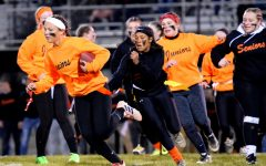 Video Highlights: Powderpuff 2018 Juniors 12, Seniors 6