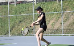 Tennis Takes First Loss of the Season to Altoona