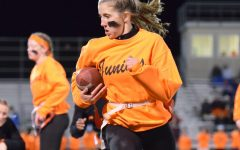 Junior Class Steamrolls Seniors In Powderpuff Game