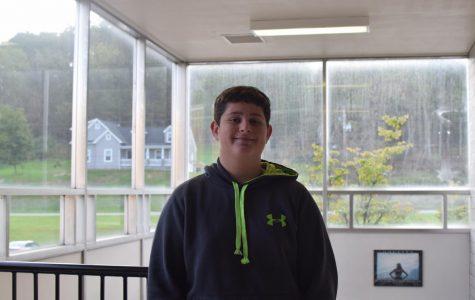 Freshman Spotlight: Ethan Walk