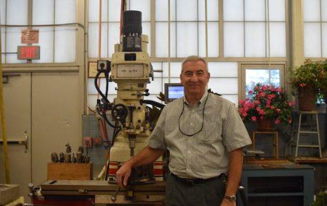 'Be Golden' Staff Award Winner: Mr. Edward Vancas