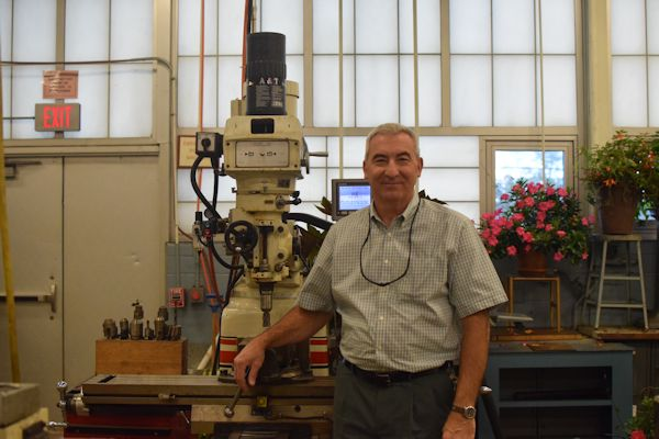 Metal shop teacher Ed Vancas has been a fixture at TAHS for the past 41 years and will retire at the end of the 2021 school year. Happy retirement Mr. Vancas!