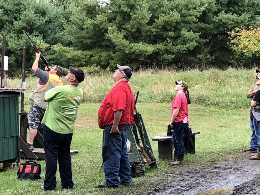 Participants+were+challenged+to+a+variety+of+clay+targets+throughout+the+50+shot+course.+Some+clays+fly+away+from+the+participants%2C+other+clays+came+from+behind+or+right+or+left.%C2%A0+There+were+also+clays+rolling+along+the+ground+knows+as+rabbits.%C2%A0+The+course+was+set+to+challenge+competitive+shooters%2C+but+also+allowed+for+beginners+to+gain+confidence+in+shooting+clays+for+the+first+time
