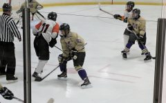 Butts at the Buzzer: Marauders Ice Hockey Wins Season Opener on Last Minute Goal