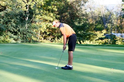 Ferguson finishes 19th at PIAA State Golf Championship