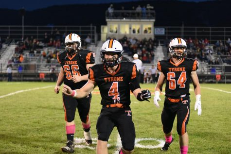 The Look Ahead: Eagles Host Tigers on Homecoming Night