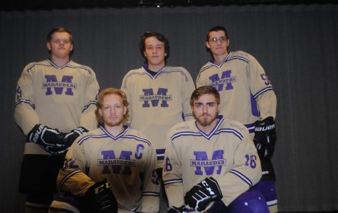 Marauders Ice Hockey Season Preview
