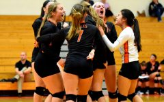 Lady Eagles Set Up For Playoffs